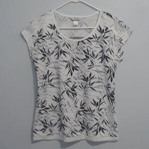 NWT Christopher & Banks Shirt Petite Small